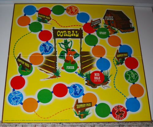 Gumby & pokey playful trails game 4