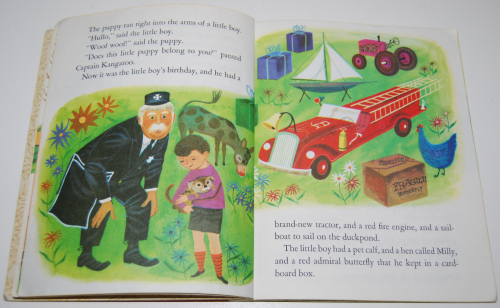 Little golden book captain kangaroo 4