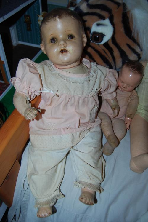 Very vintage dolly