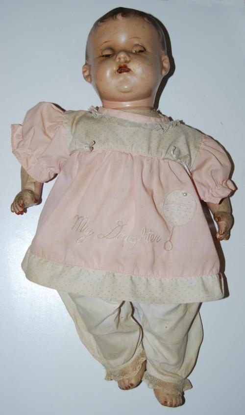 Creepy dolly 2