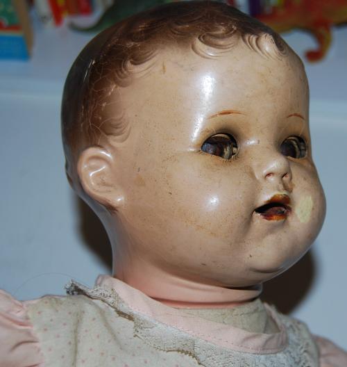 Creepy dolly 4