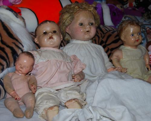 Creepy dolly 6