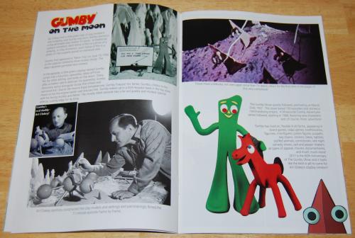 Gumby comic book 1 2017 3