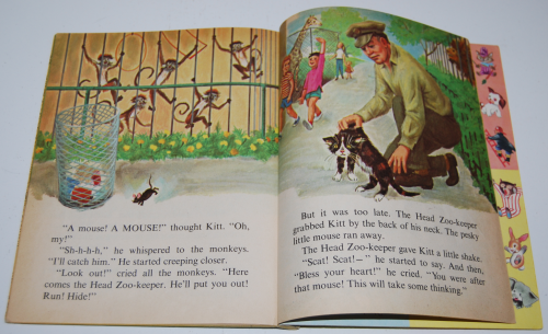 Little golden book who needs a cat 9