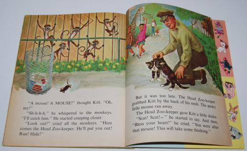 Little golden book who needs a cat 9