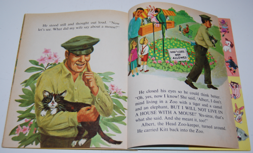 Little golden book who needs a cat 10