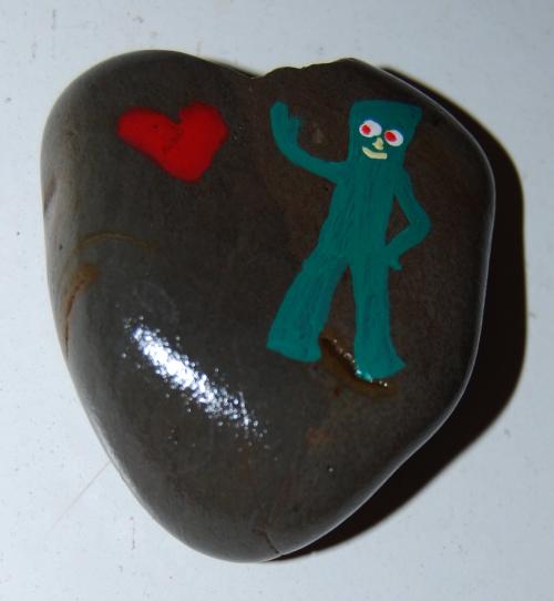 Portland rocks gumby
