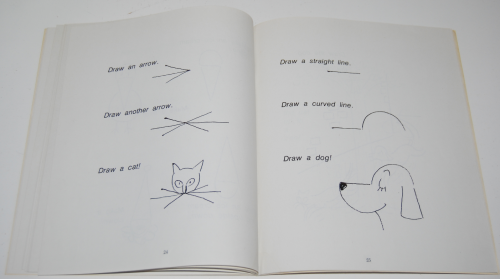 How to draw cartoons signed syd hoff book 5