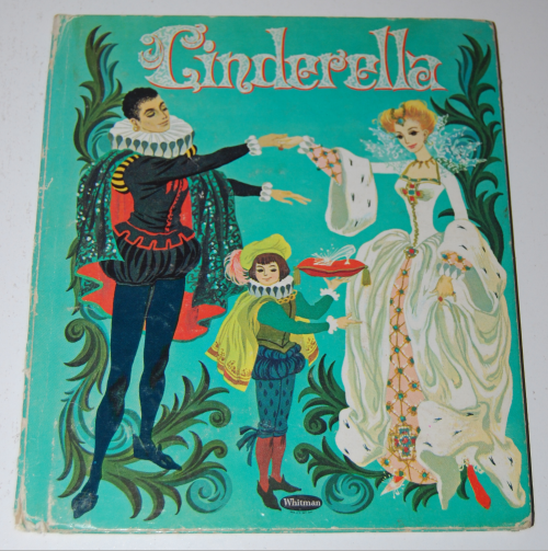 Cinderella tip top book