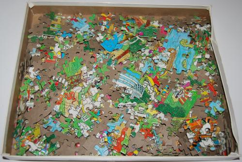Sheep thrills puzzle 1