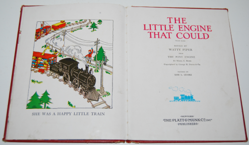 The little engine that could platt & munk 2
