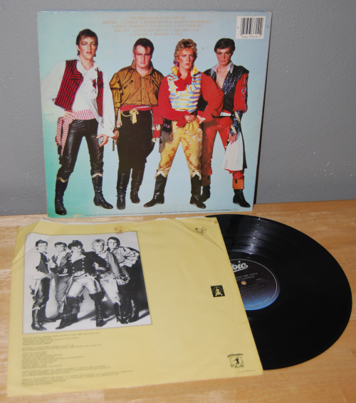 Adam & the ants vinyl lp 2