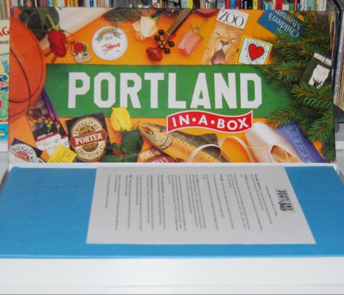 Portland in a box board game