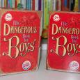 Dangerous book for boys bk prize x