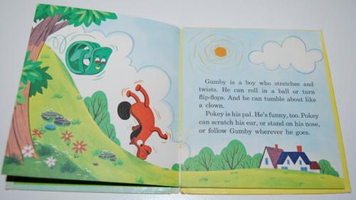 Gumby & pokey whitman book 2