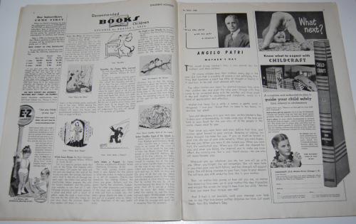Children's activities magazine may 1948 2