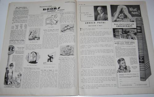 Children's activities magazine may 1948 2