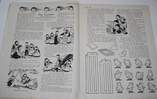Children's activities magazine may 1948 5