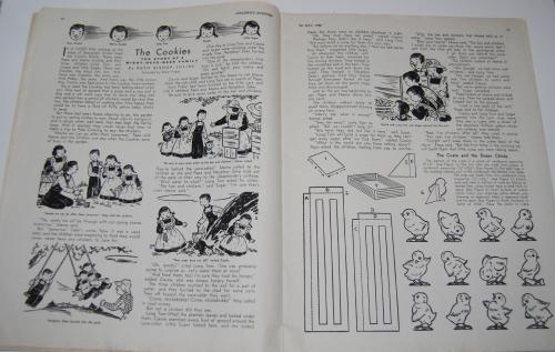 Children's activities magazine may 1948 5