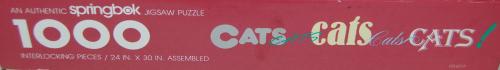 Puzzles cats x