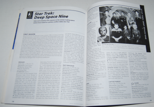 Star trek special edition 30 year collector's book 11