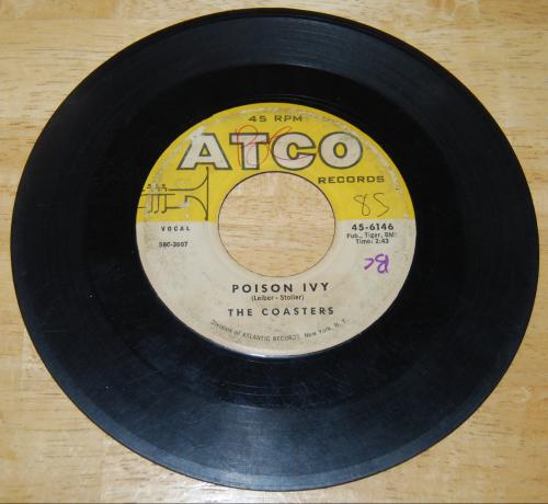 Flashback 45 friday vinyl records 2