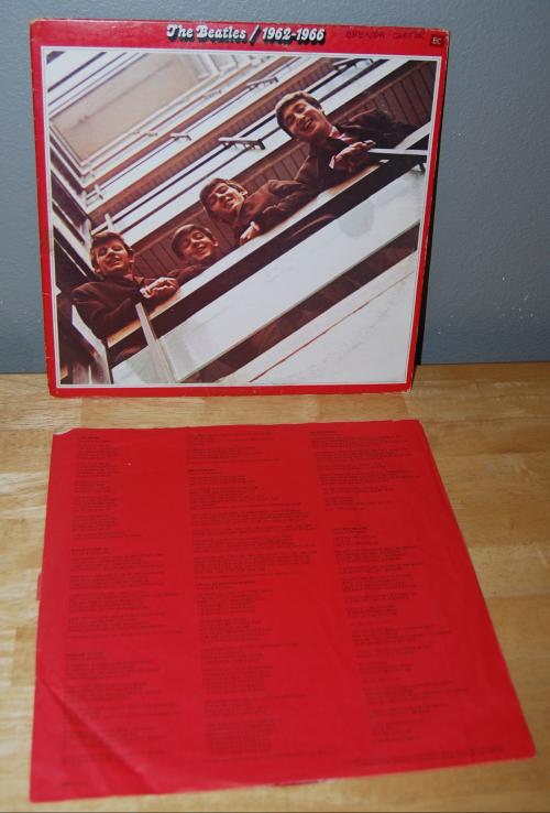 Beatles vinyl 8