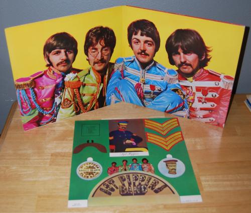 Beatles vinyl 16