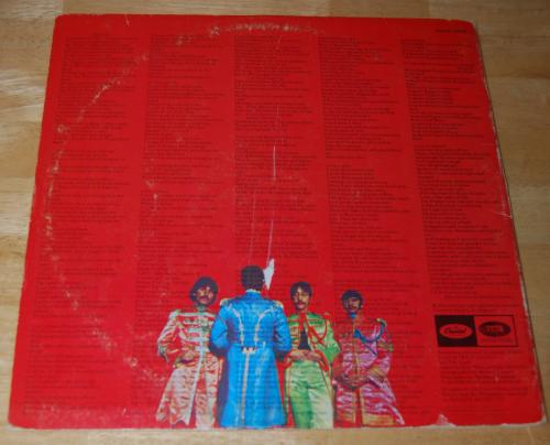 Beatles vinyl 17