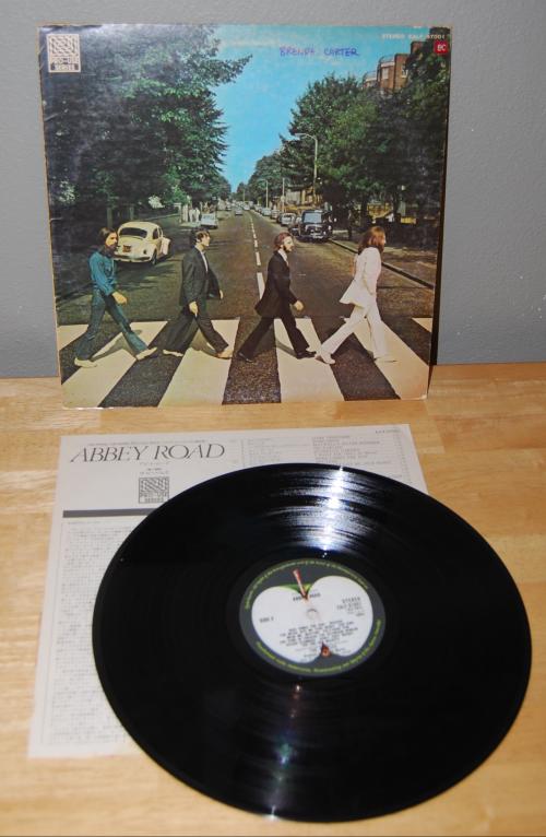 Beatles vinyl 18