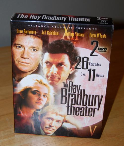 Ray bradbury theater dvds