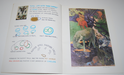 Art for children book series 13