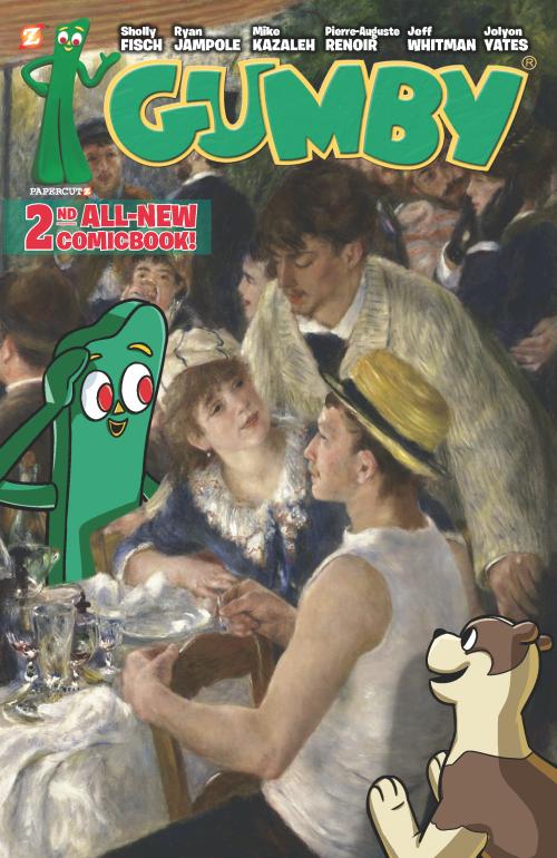 GUMBY #2 ebook 1
