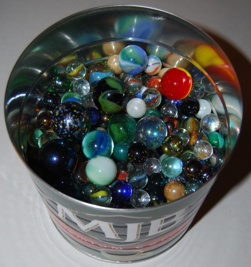 Marbles x