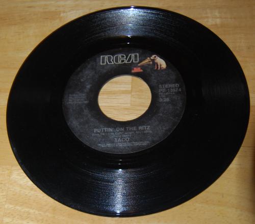 Vintage vinyl 45s 5