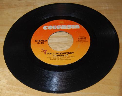 Vintage vinyl beatles 45s 5