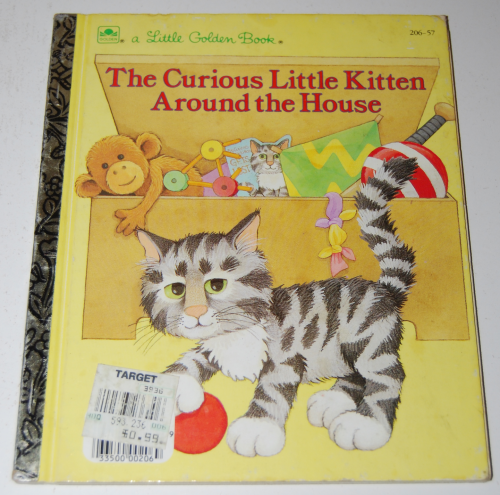 Little golden books cats 2