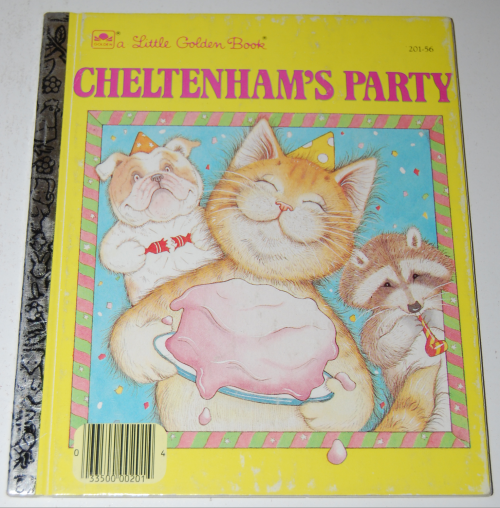 Little golden books cats 3
