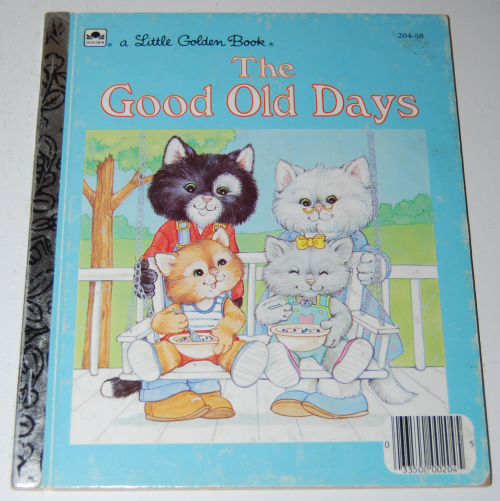 Little golden books cats 4