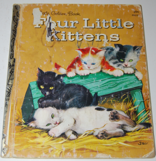 Little golden books cats 7