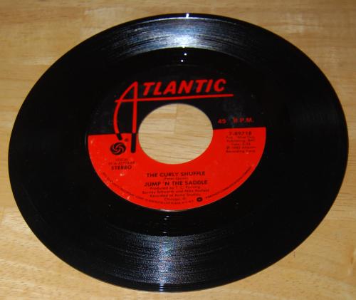 Vintage vinyl 45s 8