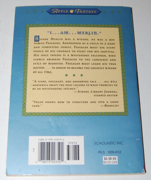 Scholastic books x