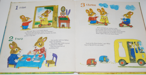 Richard scarry's best counting book ever 4