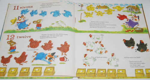 Richard scarry's best counting book ever 6