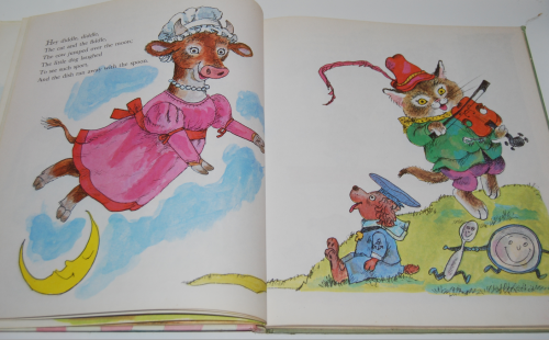 Richard scarry's best mother goose ever 6