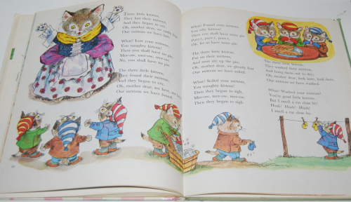 Richard scarry's best mother goose ever 10