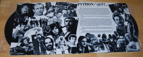 The monty python instant record collection vinyl 15
