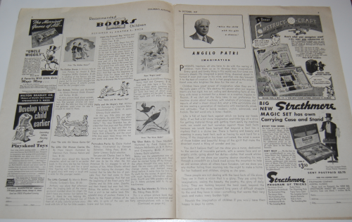 Children's activities magazine october 1947 3