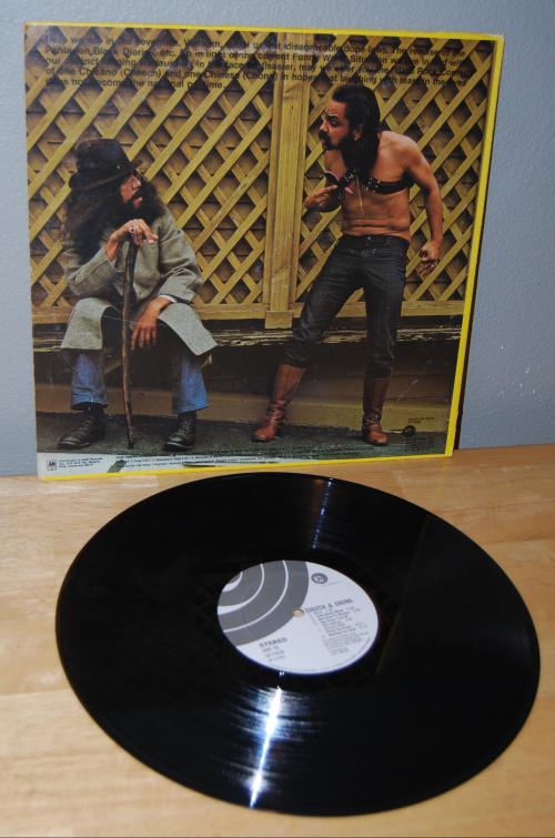 Cheech & chong vinyl lp x