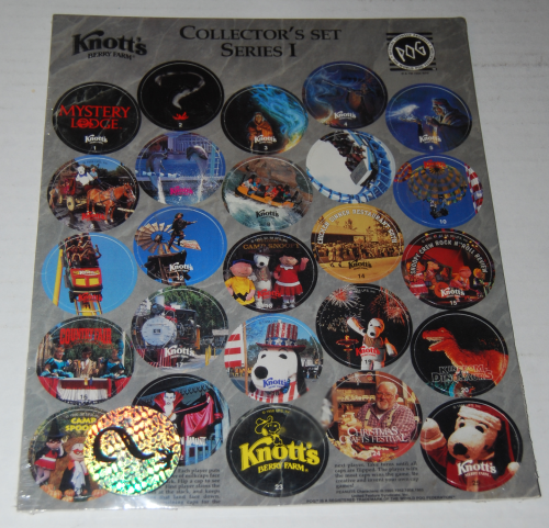 Pogs knott's berry farm